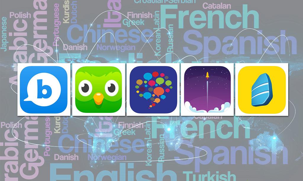 معرفی بهترین اپلیکیشن های آموزش زبان