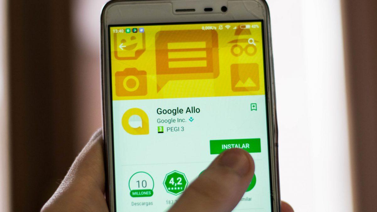 اپلیکیشن Google Allo از مارس 2019 غیر فعال می شود