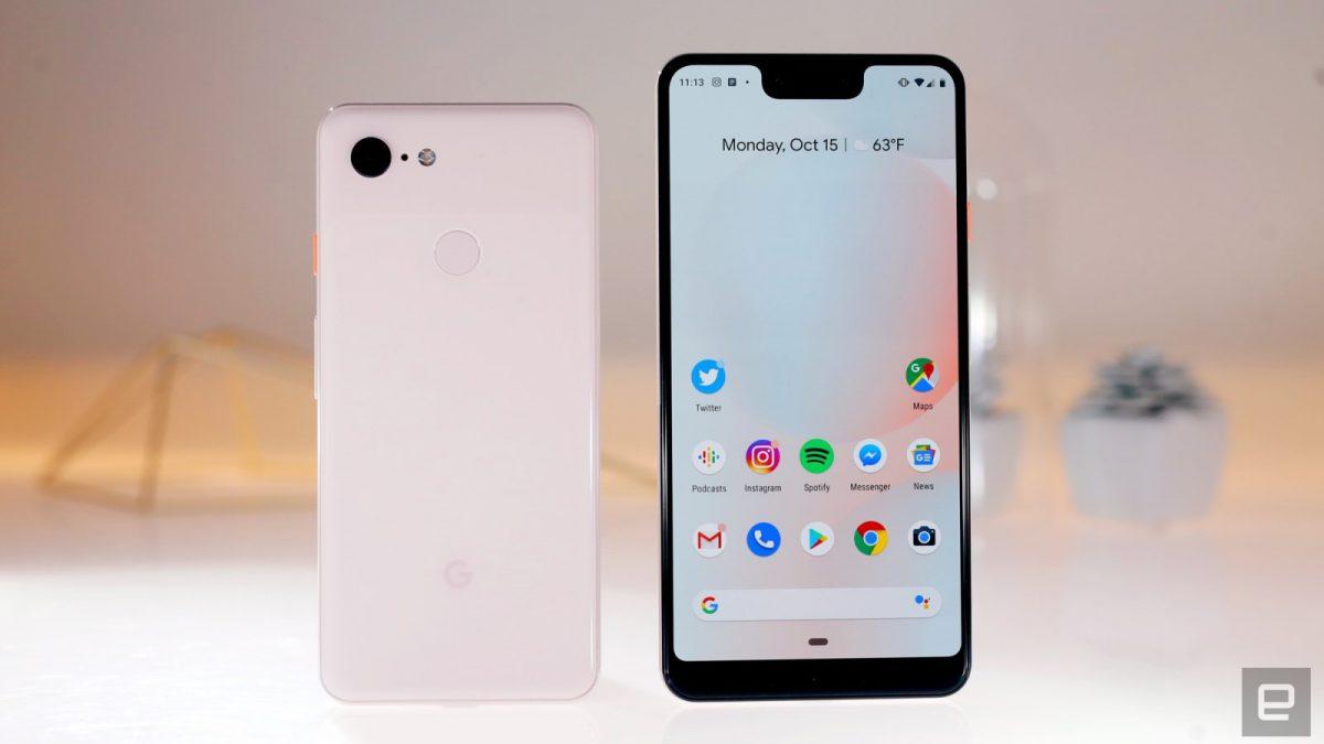معرفی گوشی موبایل Google Pixel 3 XL