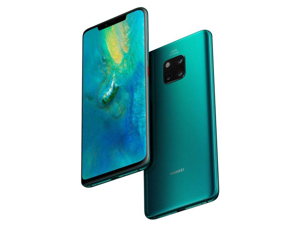 معرفی گوشی موبایل Huawei Mate 20 Pro