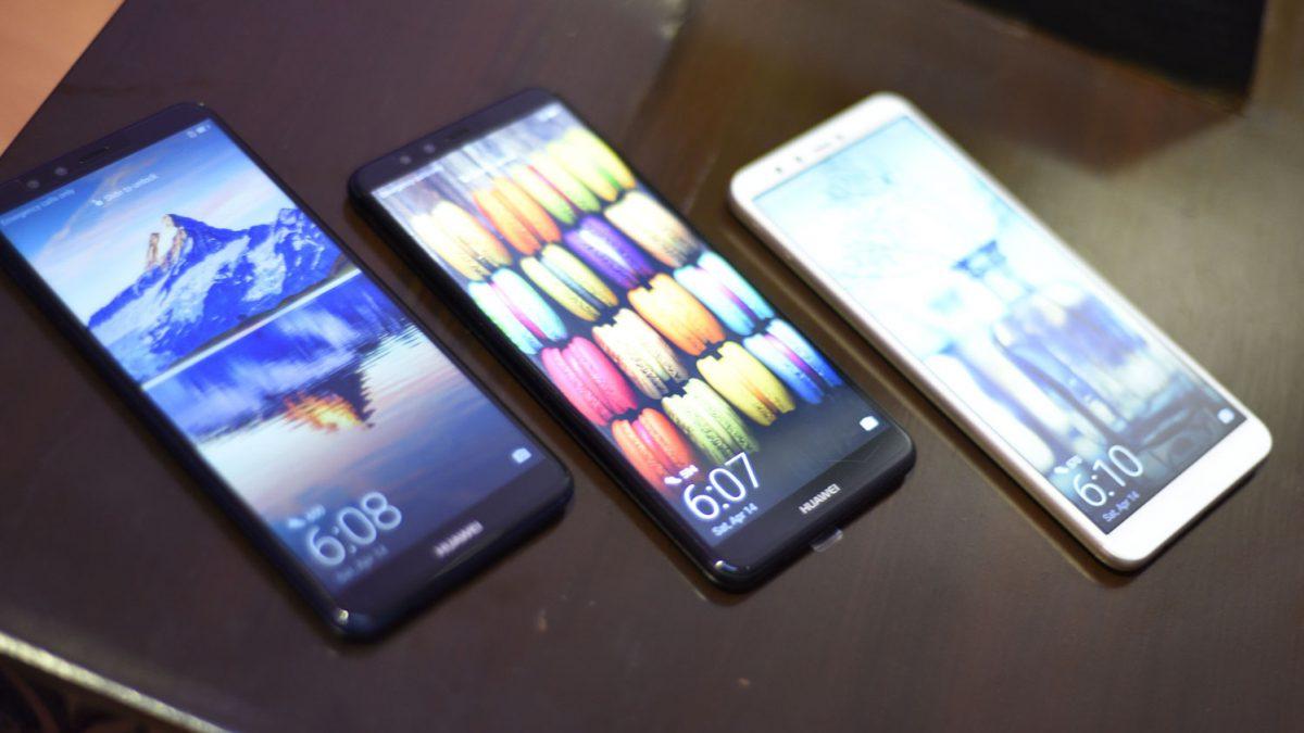 معرفی گوشی موبایل Huawei Y7 Prime 2018