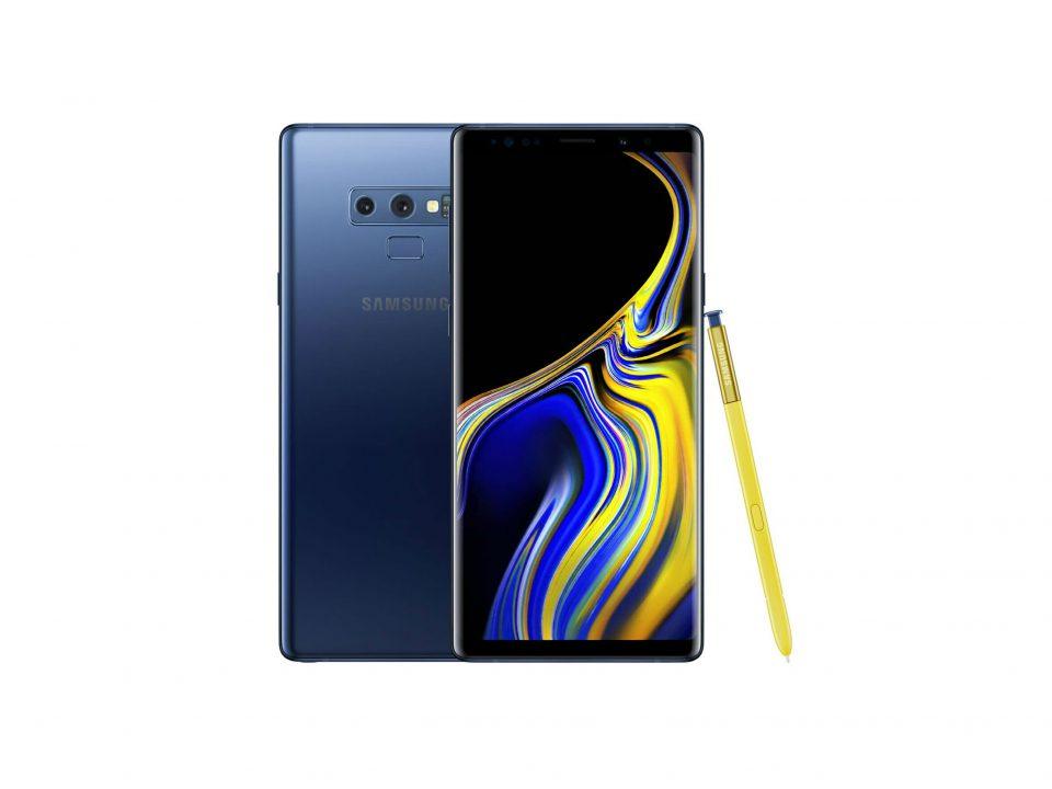 معرفی گوشی موبایل Samsung Galaxy Note 9
