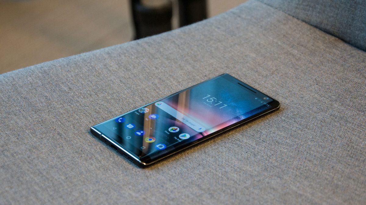 معرفی گوشی موبایل Nokia 8 Sirocco