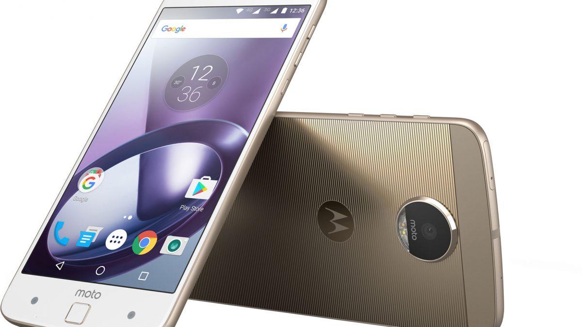 معرفی گوشی موبایل Motorola Moto Z XT1650-03