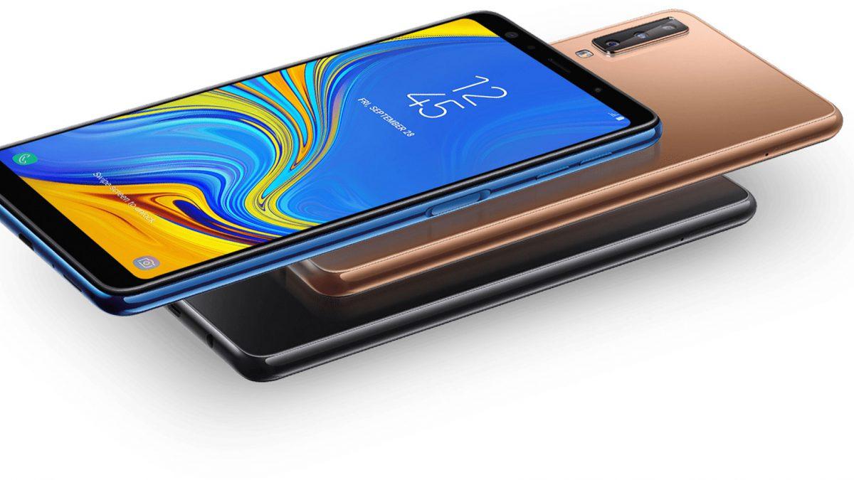 معرفی گوشی موبایل Samsung Galaxy A7