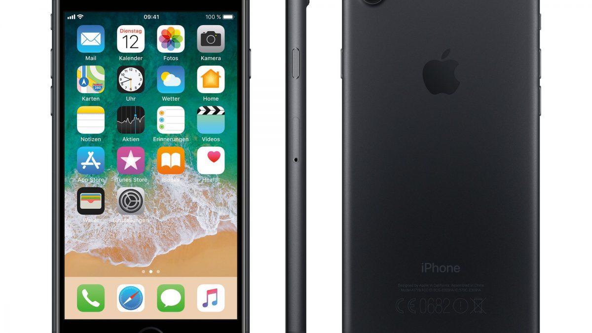 معرفی گوشی موبایل Apple iPhone 7