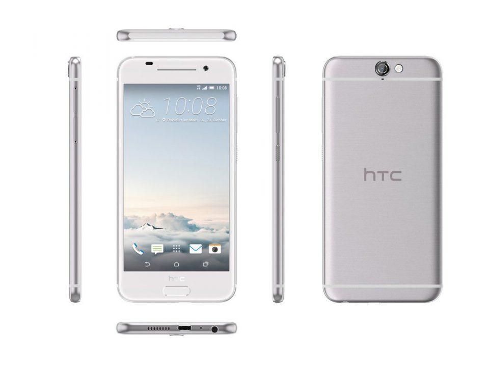 معرفی گوشی موبایل HTC One A9