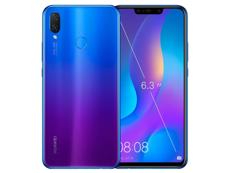 معرفی گوشی موبایل Huawei Nova 3i
