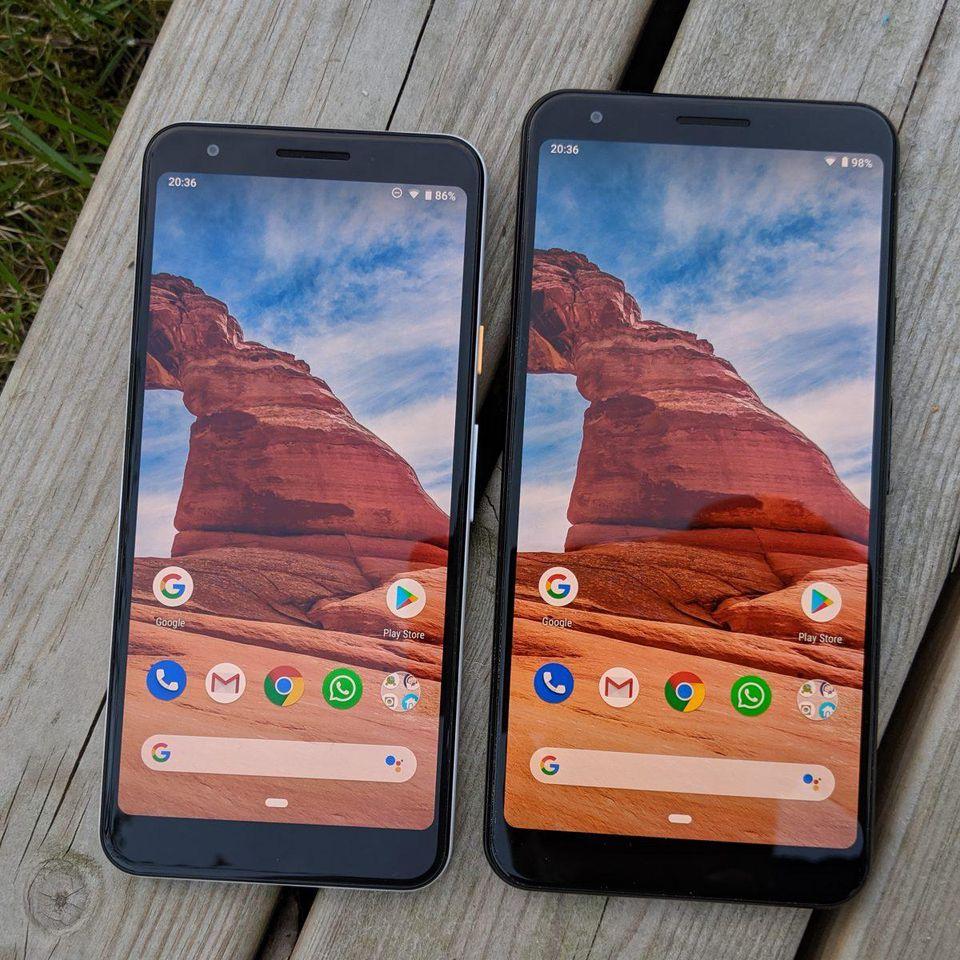 Pixel 3a و Pixel 3a XL