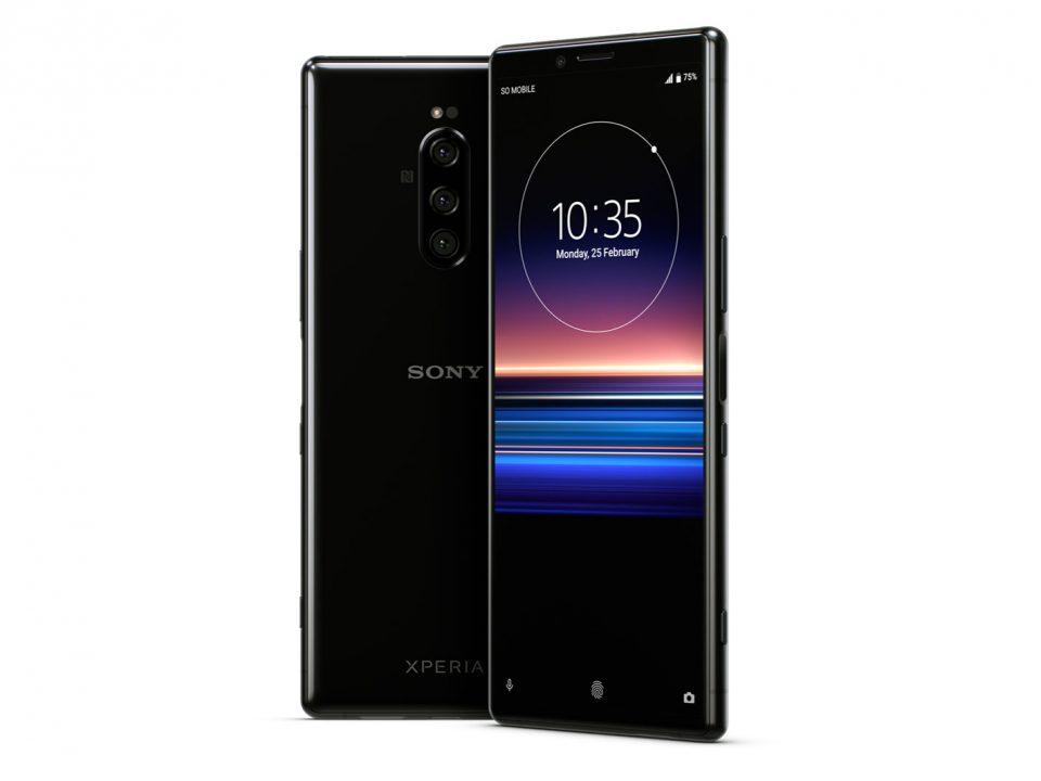 معرفی گوشی موبایل Sony Xperia 1