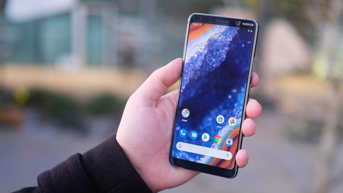 معرفی گوشی موبایل Nokia 9 Pureview