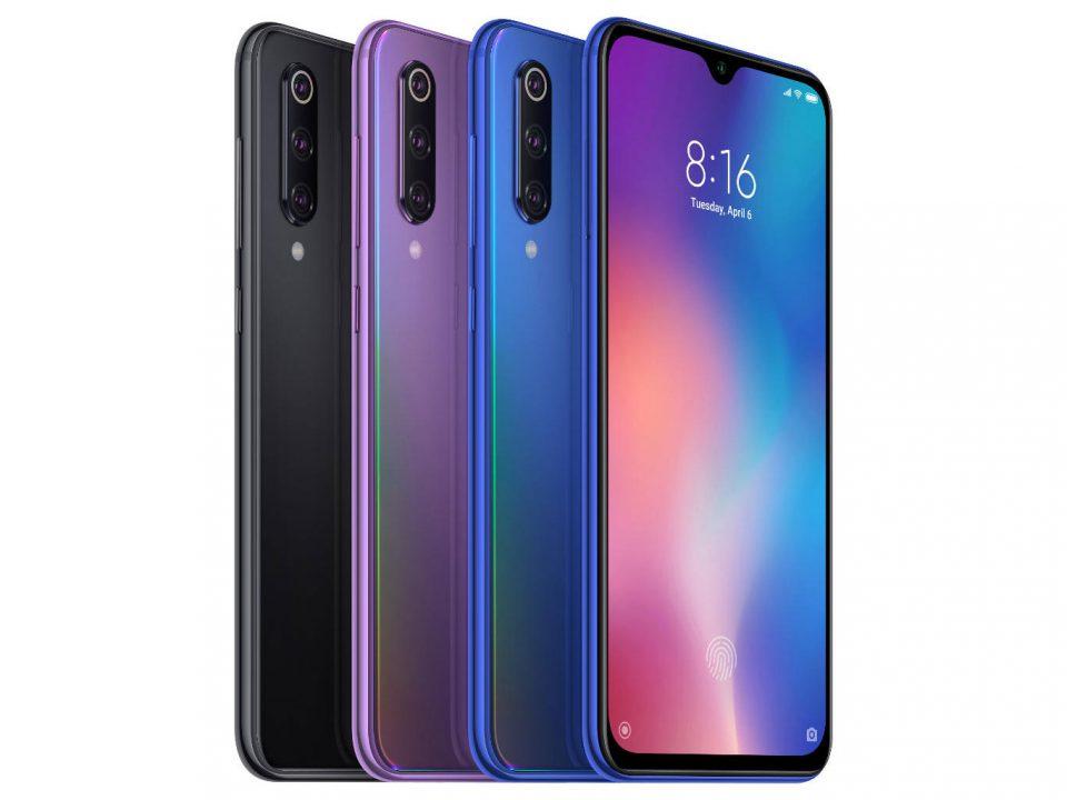 معرفی گوشی موبایل Xiaomi Mi 9