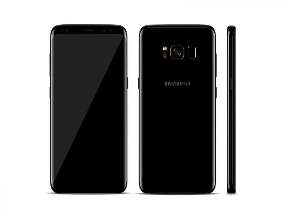 معرفی گوشی موبایل Samsung Galaxy S8 Plus