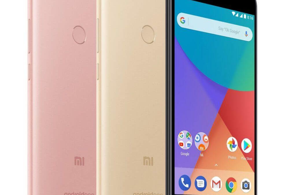 معرفی گوشی موبایل Xiaomi Mi A1