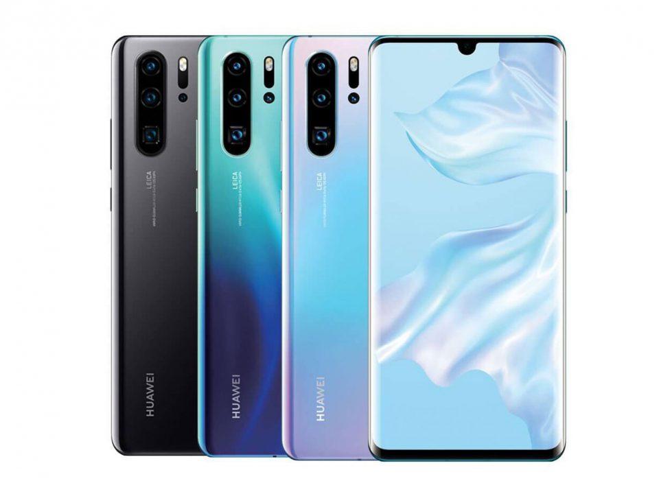 معرفی گوشی موبایل Huawei P30 Pro
