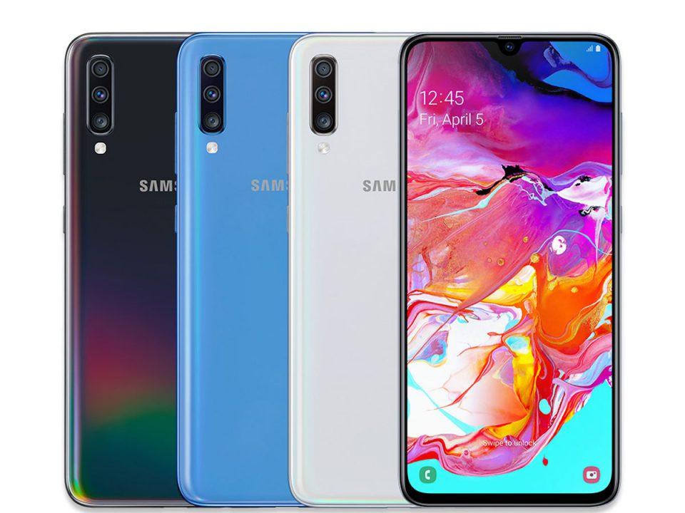 گوشی موبایل Samsung Galaxy A70