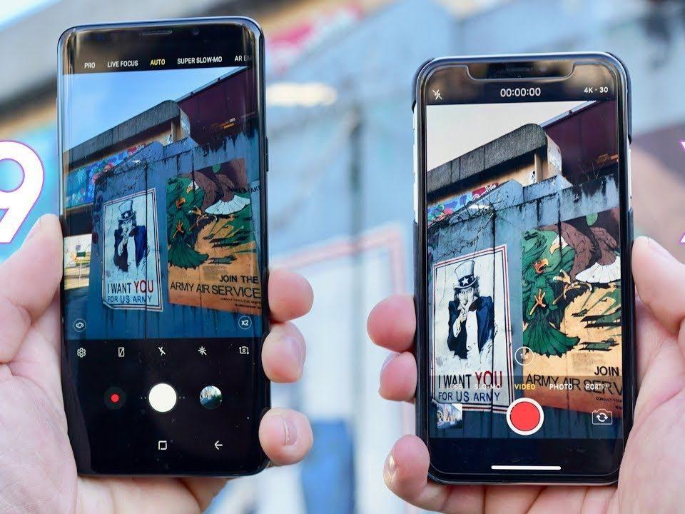 چگونه کیفیت دوربین گوشی های موبایل را با هم مقایسه کنیم؟