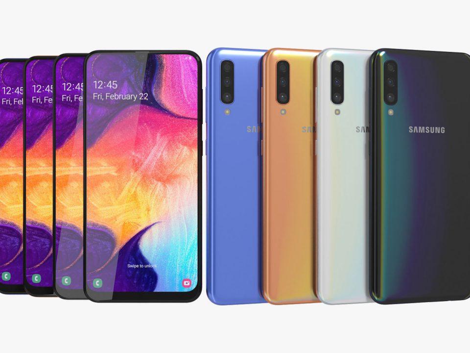 معرفی گوشی موبایل Samsung Galaxy A50