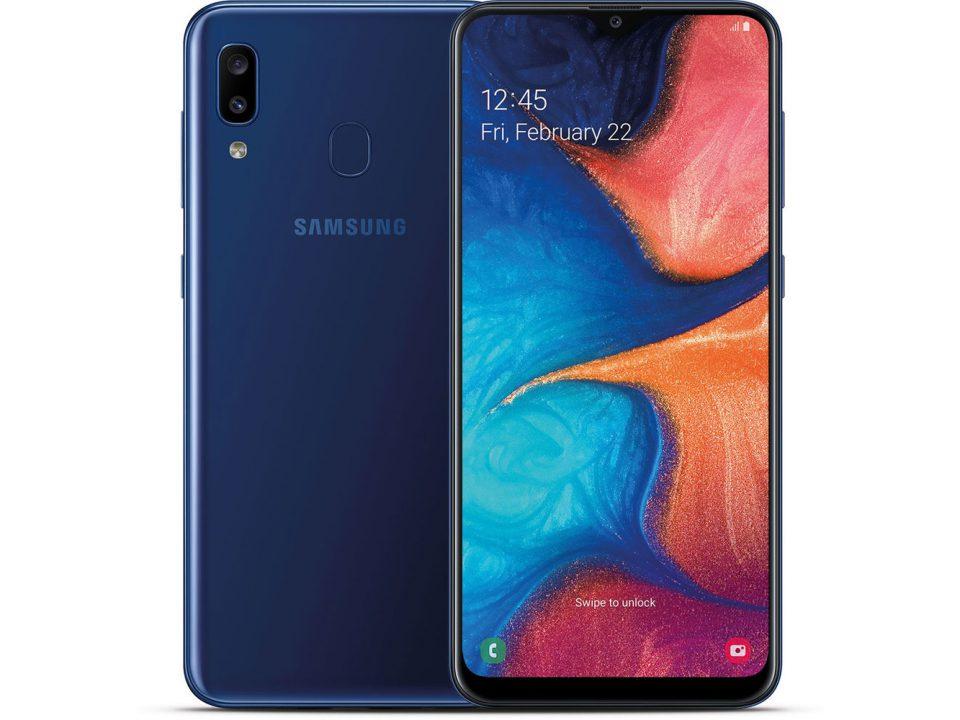 معرفی گوشی موبایل Samsung Galaxy A20