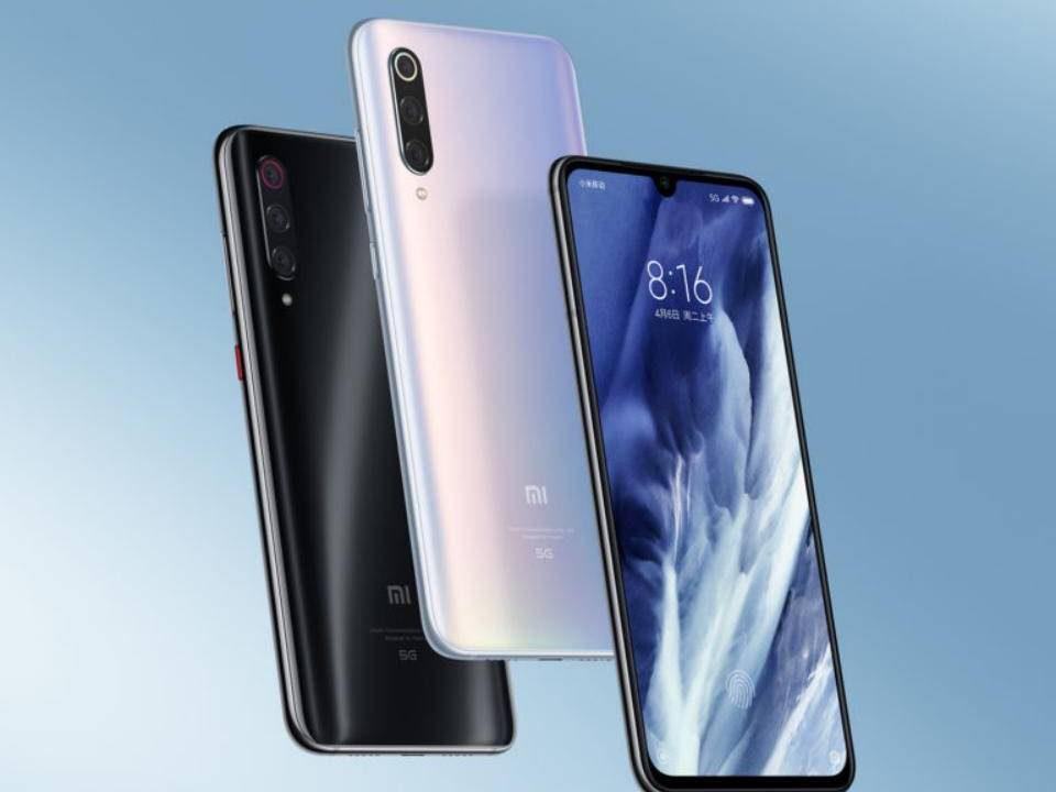 گوشی موبایل Mi9 Pro رونمایی شد