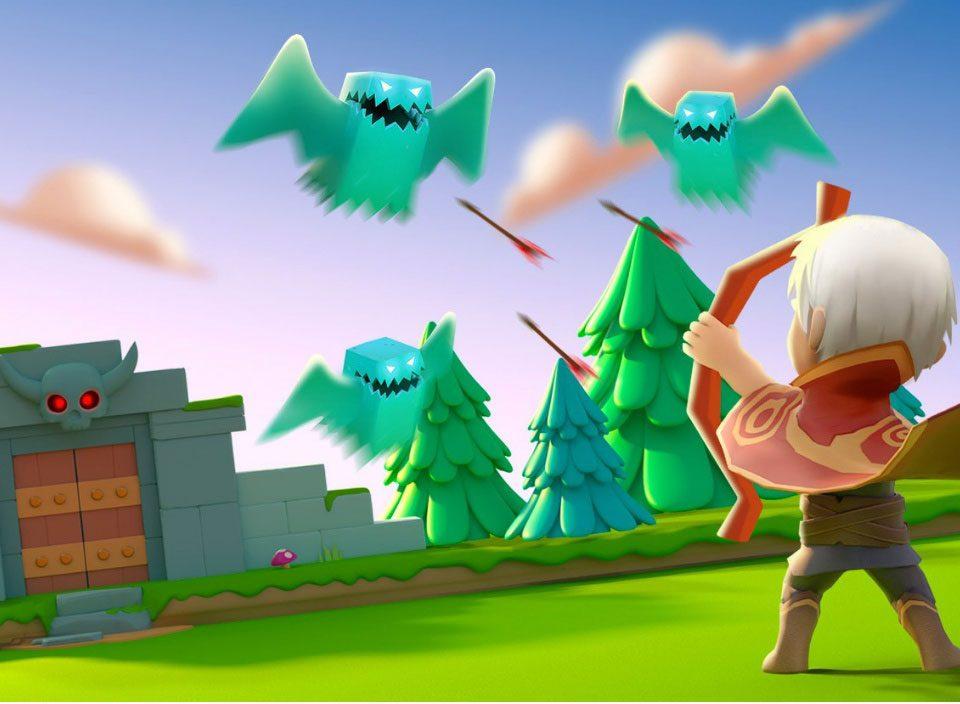 معرفی اپلیکیشن بازی Archero
