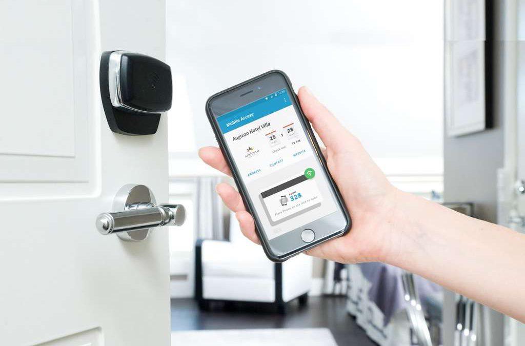 ارتباطات موبایل محور و اتوماسیون در صنعت هتلداری