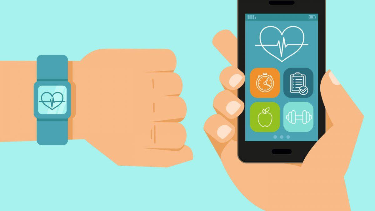 ابزارهای تناسب اندام در گوشی همراه