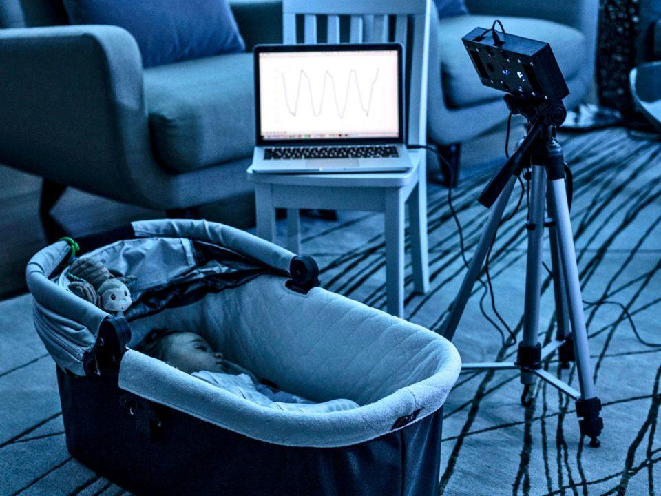 اپلیکیشن BreathJunior تنفس نوزادان را رصد می کند