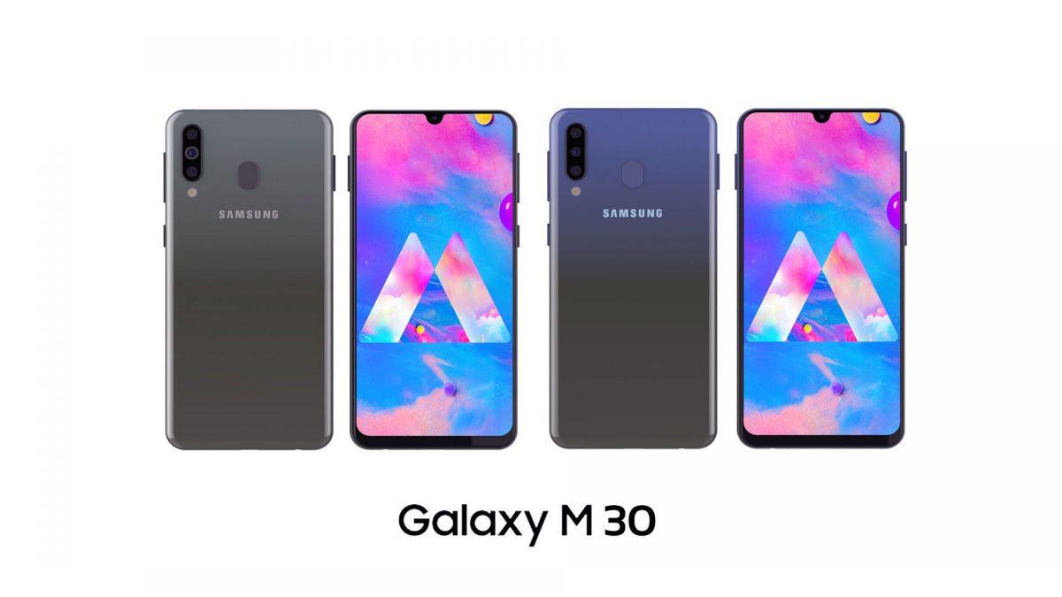 معرفی گوشی موبایل Samsung Galaxy M30