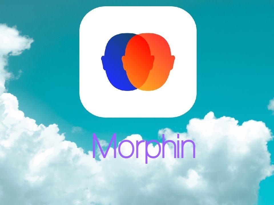 معرفی اپلیکیشن گیف ساز Morphin
