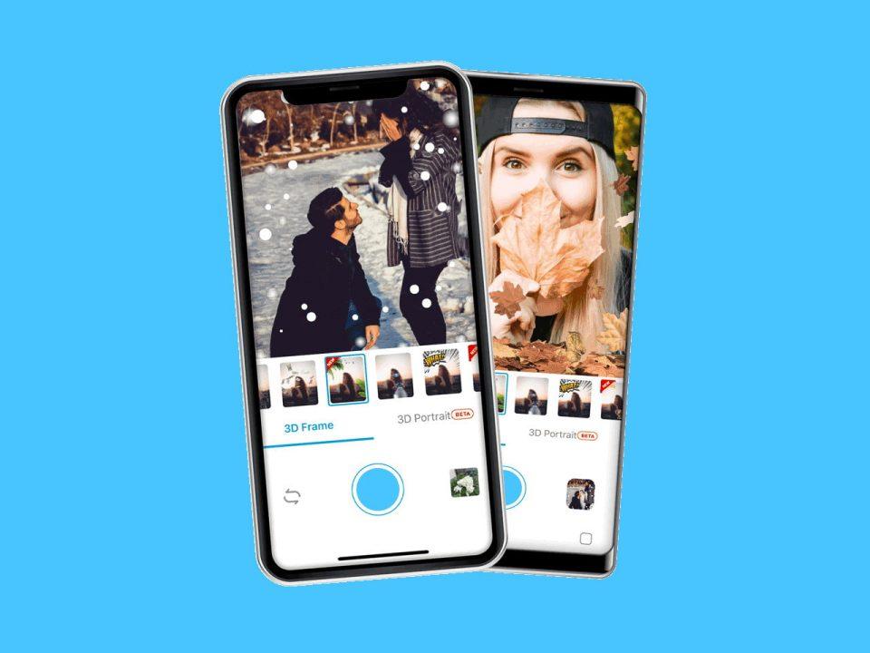 عکس های سه بعدی با گوشی های اندروید و آیفون