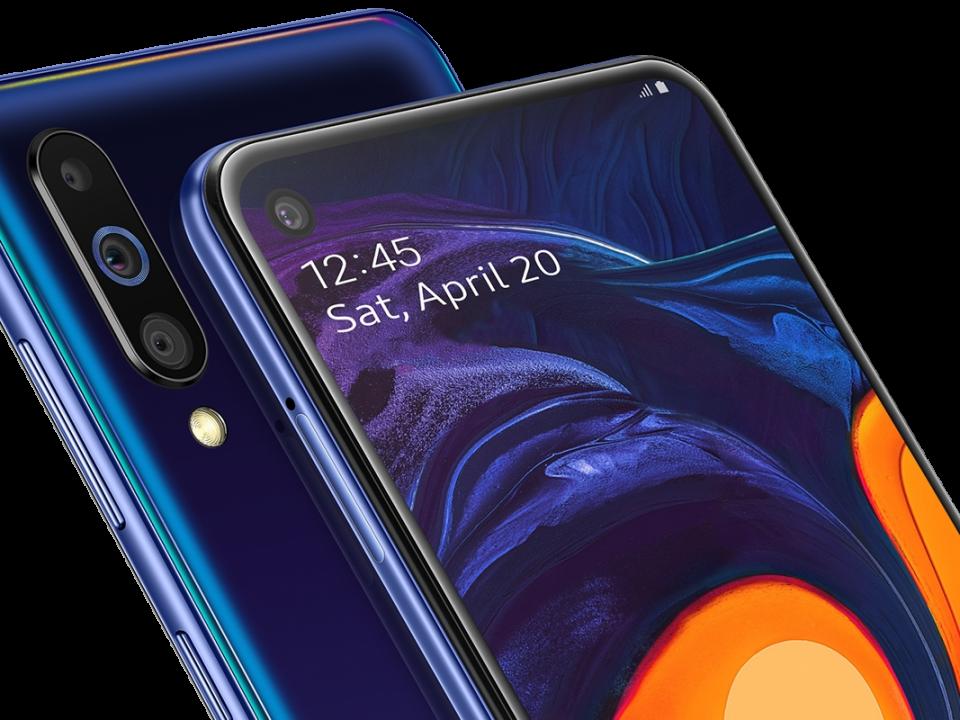 معرفی گوشی موبایل Samsung Galaxy A60