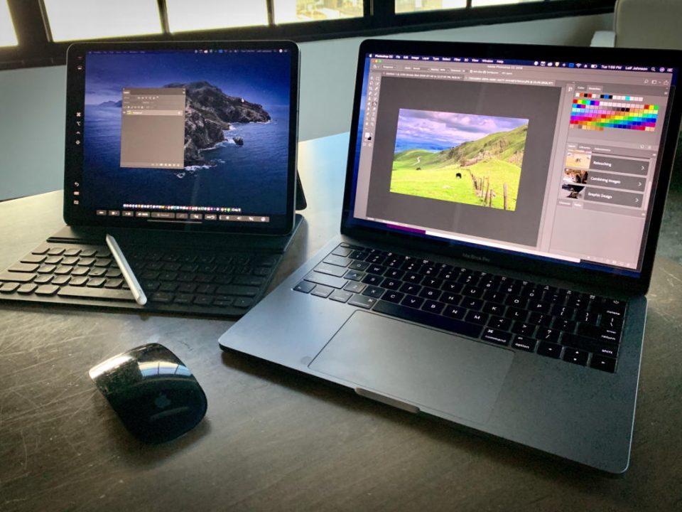 چگونه از قابلیت Sidecar برای تبدیل آیپد به نمایشگر دوم مک استفاده کنیم؟