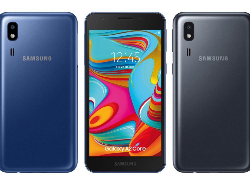 معرفی گوشی Galaxy A 2 Core دو سیمکارت 16 گیگابایت