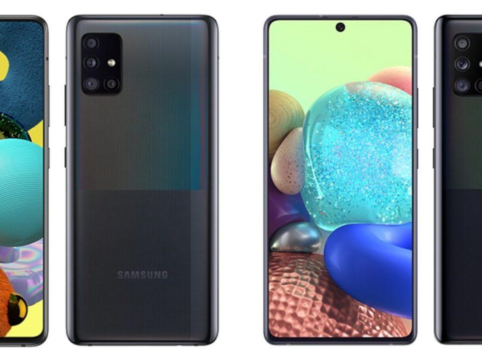مشخصات فنی گوشی موبایل سامسونگ گلکسی A51 5G