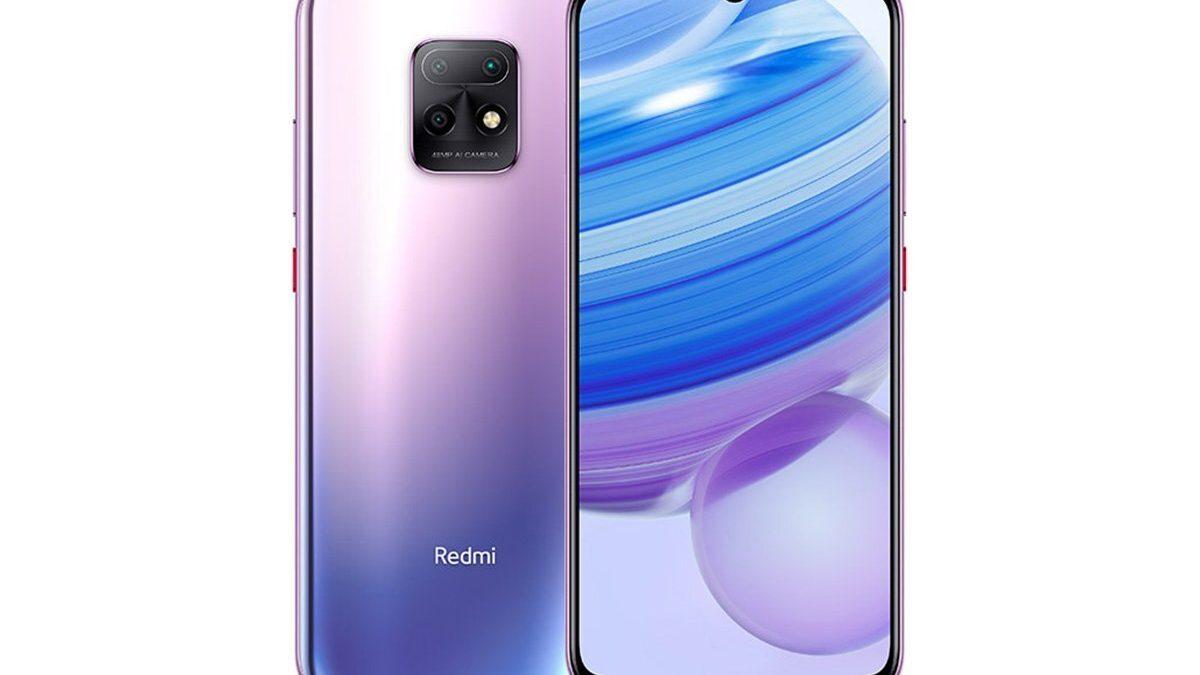 مشخصات فنی گوشی موبایل شیائومی Redmi 10X 5G
