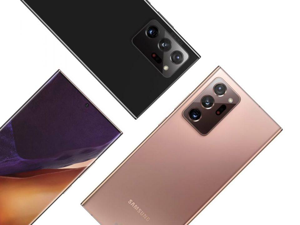 معرفی پرچمدار جدید سامسونگ Samsung Galaxy Note 20