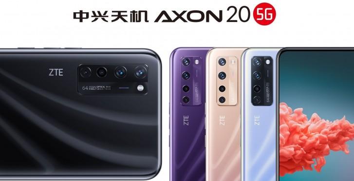 گوشی ZTE AXON 20 5G