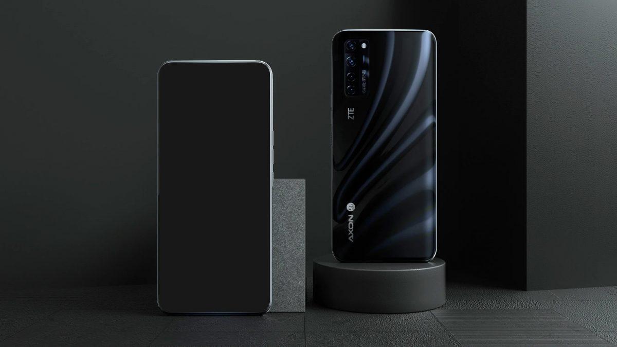 اطلاعات سخت افزاری گوشی ZTE AXON 20 5G