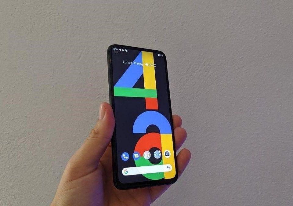 معرفی گوشی Google Pixel 4a