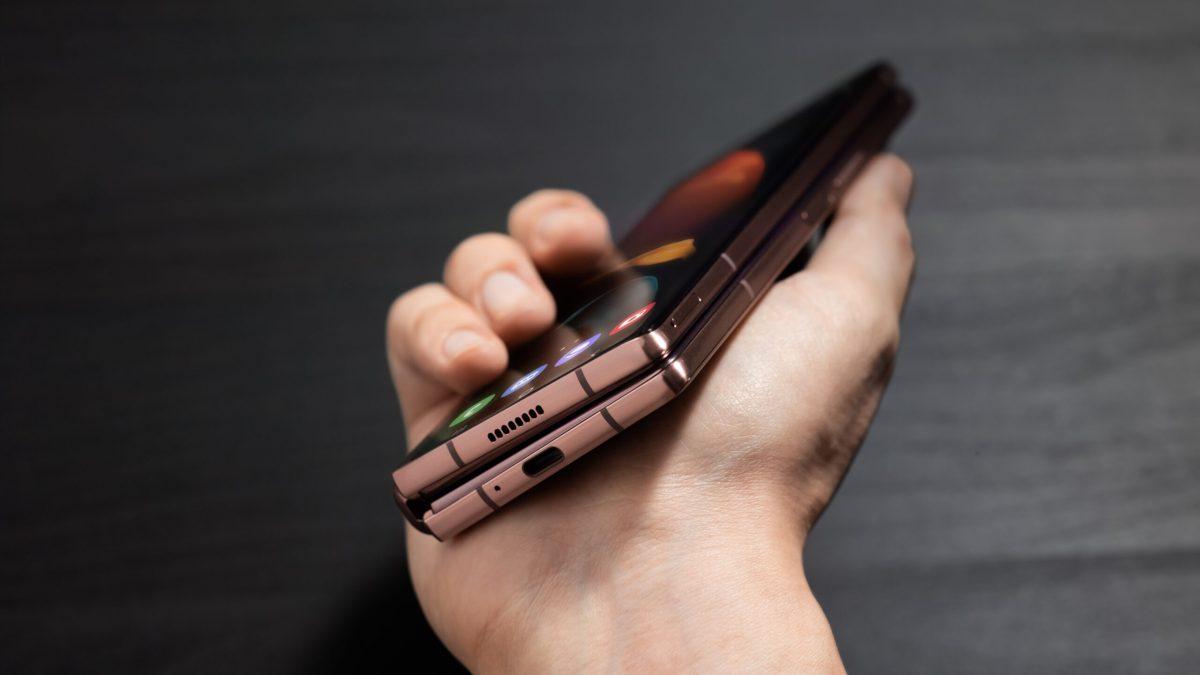 معرفی گوشی موبایل سامسونگ Galaxy Z Fold 2