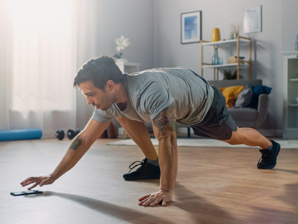 امروز اپلیکیشن Home Workouts Gym Pro را رایگان دانلود کنید