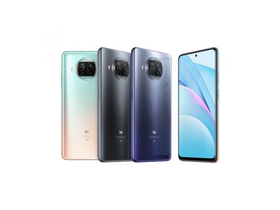 مشخصات فنی گوشی موبایل شیائومی Mi 10T Lite 5G