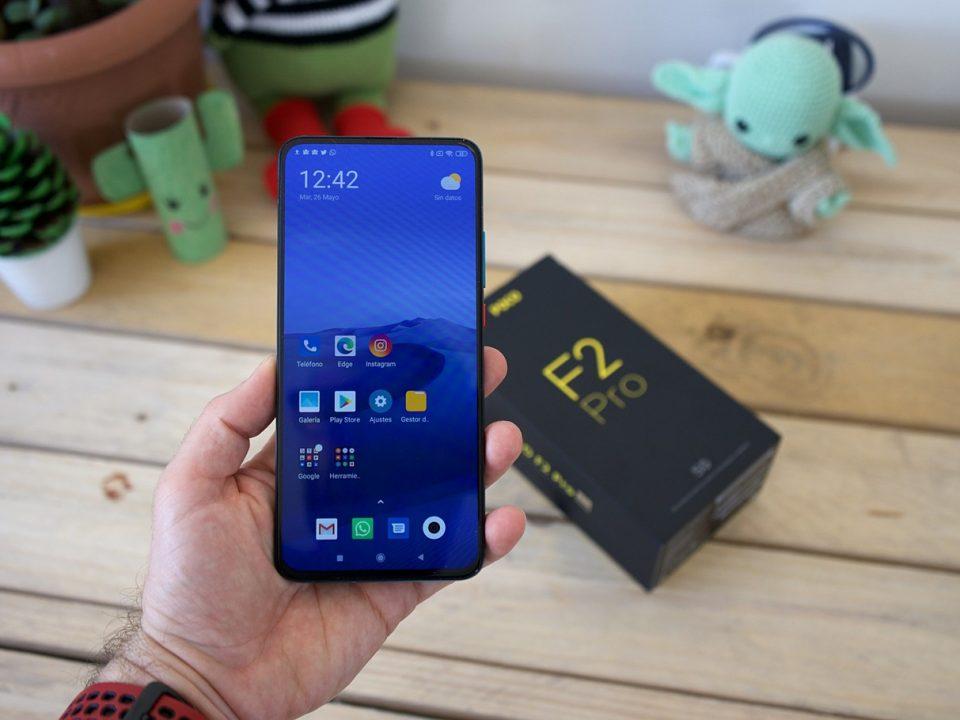 شیائومی پوکو F2 پرو، بهترین گوشی تا 15 میلیون تومان