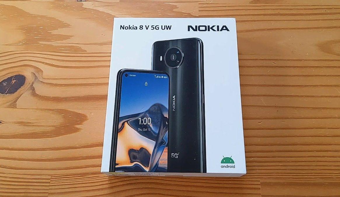 مشخصات فنی گوشی موبایل نوکیا 8 V 5G UW