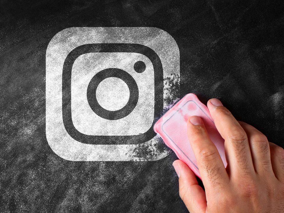 آموزش حذف حساب اینستاگرام یا غیرفعال کردن موقت آن