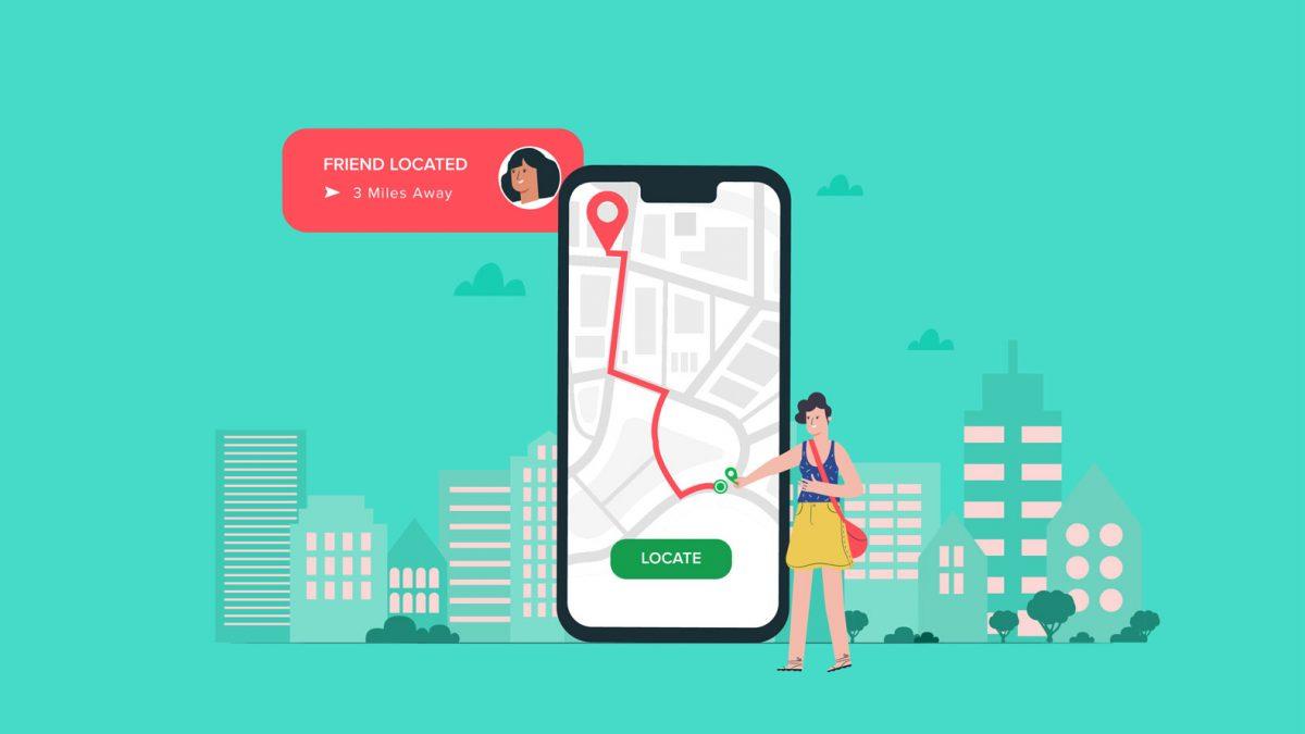 معرفی اپلیکیشن های ردیابی موقعیت مکانی