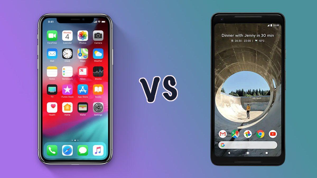 گوشی های اندرویدی یا آیفون؛ کدام زودتر افت قیمت پیدا می کنند؟
