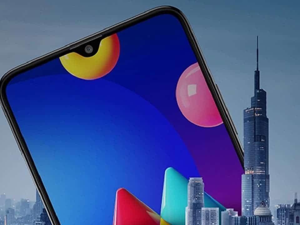 Samsung Galaxy M02s در راه است