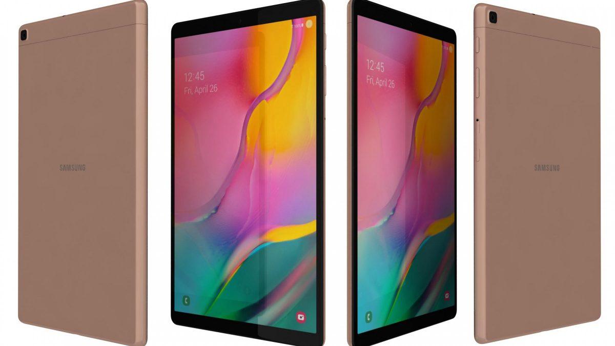 معرفی تبلت Samsung Galaxy TAB A 10.1